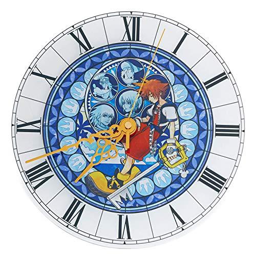 [ベルメゾン] ディズニー アクリル時計/キングダム ハーツ...
