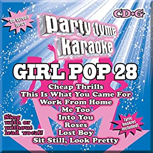 Party Tyme Karaoke: Girl Pop 28
