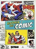 Historia del cómic