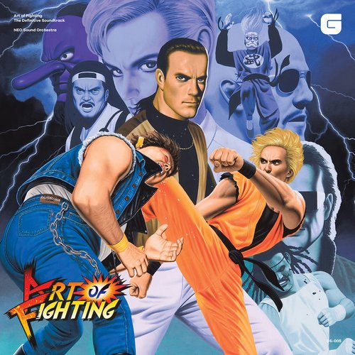 ART OF FIGHTING The Definitive Soundtrack (龍虎の拳)