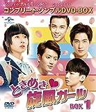 ときめき旋風ガール BOX1<コンプリート・シンプルDVD-BOX5,000円シリー...[DVD]