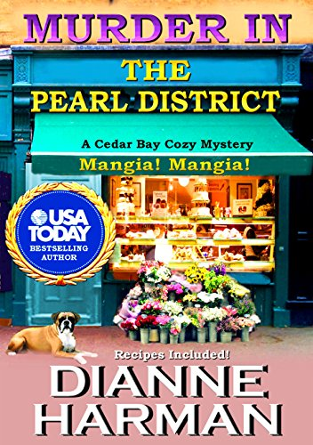 Murder in the Pearl District (Cedar Bay Cozy Mystery Series Book 5) (English Edition)