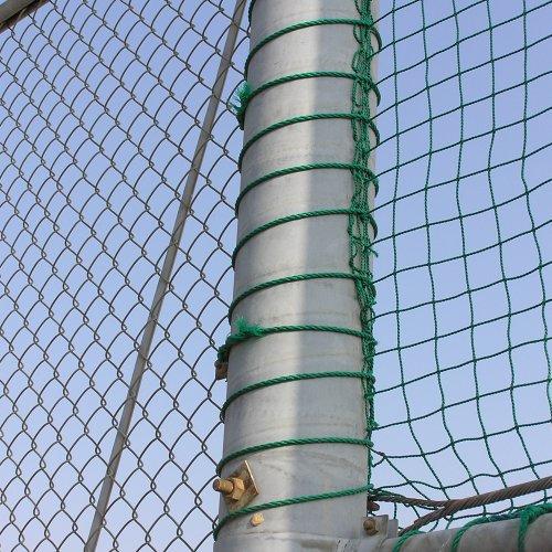 ユタカメイク ユタカ ロープ PEロープグリーン 3φ×20m 1巻 367ー4436