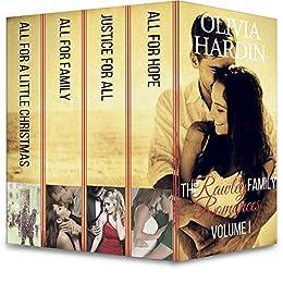 The Rawley Family Romances by [Hardin, Olivia]