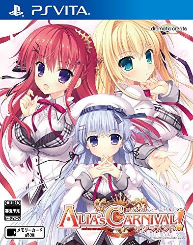 ALIA's CARNIVAL! サクラメント - PS Vita