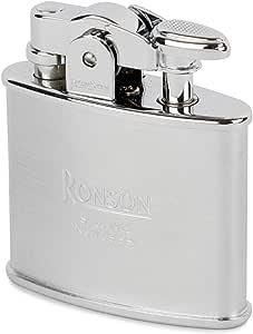 RONSON(ロンソン) ライター スタンダード サテン仕上げ クローム R02-0026