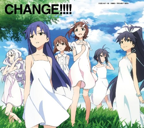 CHANGE!!!!(初回限定盤)(DVD付) / 765PRO ALLSTARS