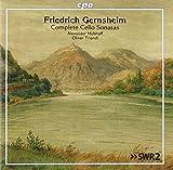 Gernsheim: Complete Cello Sona