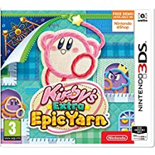 Kirby's Extra Epic Yarn (Nintendo 3DS)