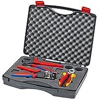 クニペックス (KNIPEX) 工具セット KNIPEX 9791-01 太陽光発電用工具セット 9791-01