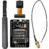 DiyStudio ESP32-CAM WiFi Bluetoothデュアルモード開発ボードESP-32Sカメラモジュール WiFi Bluetoothモジュール、Arduino用ESP32小型OV2640 2MPカメラ + 4M PSRAMデュアル