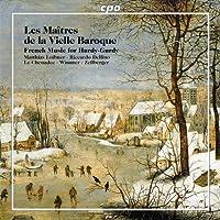 Maitres De La Vielle Baroque by VARIOUS ARTISTS (2002-10-01)