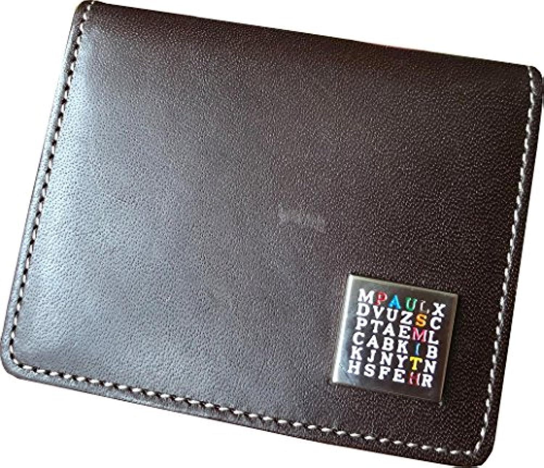ポールスミス PaulSmith 小銭入れ コインケース チャ 展示品 (専用箱なし)