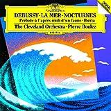 ドビュッシー:牧神の午後への前奏曲、夜想曲、交響詩<海>、イベリア