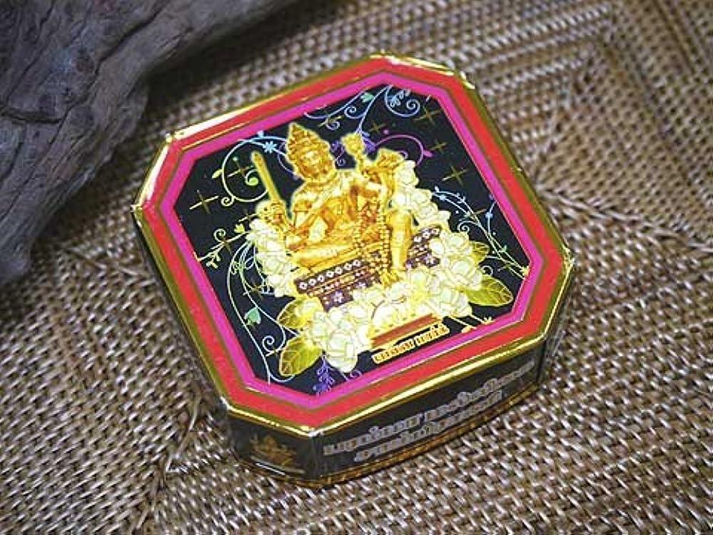領収書敵意一掃するTHAI INCENSE タイのお香 黄金神うずまき香