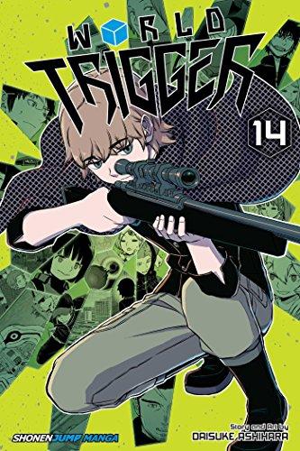 [画像:World Trigger, Vol. 14]