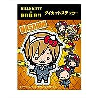 Hello Kitty ~ DRRRステッカー02Masaomi