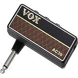 VOX ヘッドフォン ギターアンプ amPlug2 AC30 ケーブル不要 ギターに直接プラグ・イン 自宅練習に最適 電池駆動 エフェクト内蔵 定番ヴィンテージサウンド
