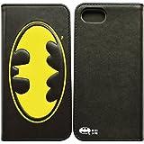 iphone7ケース DCコミックス ポップアップ ブック カバー ケース【DCコミックス / ワーナー・ブラザース】【ip-629】 (iPhone7, バッドマン)