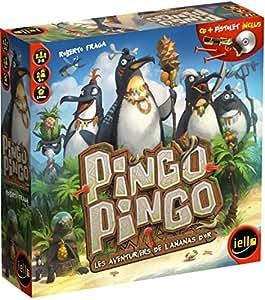 Pingo Pingo - Board Game by IELLO [並行輸入品]