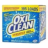 オキシクリーン OxiClean マルチパーパスクリーナー 4.98kg 大容量 洗剤 洗濯 掃除 漂白剤 コストコ 564551 Versatile [並行輸入品]