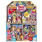 T.S. Shure社製 知育玩具 デイジーガールズ 木製ドールハウスと着せ替えドールのセット 着せ替え人形 木のおもちゃ プレイセット おもちゃ