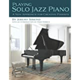 Playing Solo Jazz Piano