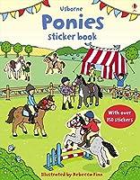 First Sticker Book Ponies (First Sticker Books)