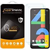 (2 Pack) Supershieldz Designed for Google Pixel 4a [Not Fit for Pixel 4a 5G] Tempered Glass Screen Protector, 0.32mm, Anti Sc