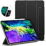 ESR iPad Pro 11 ケース 2020 磁気吸着 [第二世代 Pencilのペアリング & 充電に対応] オー…