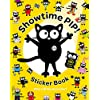 Showtime Pip! Sticker Book (My Cat Pip)