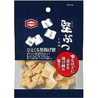 亀田製菓 堅ぶつ 48g×12袋