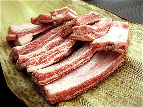 イベリコ豚専門店スエヒロ家 イベリコ豚 スペアリブ 骨付き 600g(約3-4人前)