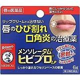 【第3類医薬品】メンソレータム ヒビプロ LP 6g