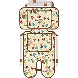 SKATER ベビーカー用 保冷剤付き ひんやりシート ミッキー バルーン ディズニー BCCS1