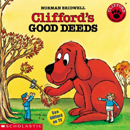 Clifford's Good Deeds (Clifford the Big Red Dog)の詳細を見る