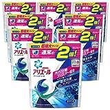 洗濯洗剤 ジェルボール3D 抗菌 アリエール 詰め替え 32個(約2倍)x8袋