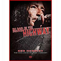 BLOOD ON THE HIGHWAY - [DVD] [Import]