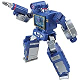 """Transformers - Generations - War for Cybertron: Kingdom Core Class - 3.5"""" Wfc-K21 Soundwave - Takara Tomy - Action and Toy Fi"""