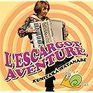 エスカルゴ・アバンチュール -2ndプレス盤-