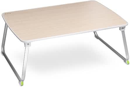 Salcar 折れ脚 ローテーブル ちゃぶ台 折り畳みテーブル 座卓 70*50*32.5 軽量 コンパクト キャンプテーブル PCデスク ナチュラル