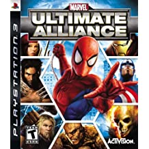 Marvel: Ultimate Alliance(輸入版) - PS3