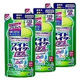 【まとめ買い】ワイドハイターEXパワー 衣料用漂白剤 液体 詰替用 480ml×3個