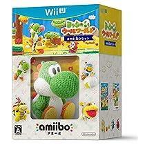ヨッシー ウールワールド amiiboセット 【Amazon.co.jp限定】ヨッシー ビッグアクリルキーホルダー(約10cm大) - Wii U