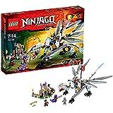 レゴ (LEGO) ニンジャゴー チタニウムドラゴン 70748