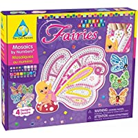 Sticky Mosaics Kit-Fairies by The Orb Factory