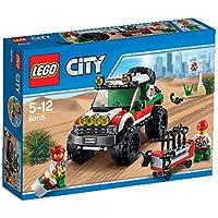 レゴ (LEGO) シティ 4WDオフロードカー 60115