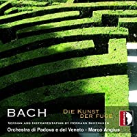 Die Kunst Der Fuge by J.S. Bach (2015-09-22)