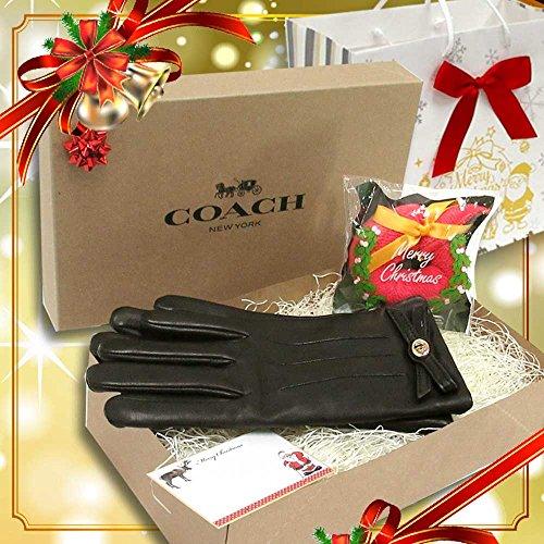 コーチ 手袋 クリスマス ギフトセット COACH アウトレッ...