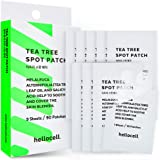 Tea Tree Spot Patch 90 dots - small, invisible, bandaids, Salicylic Acid, Acne, blemishes, Spot, Cover, Acne, Pimple, Blemish